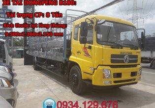 Bán xe tải B180 8 tấn Dongfeng Hoàng Huy nhập khẩu giá 899 triệu tại Bình Dương