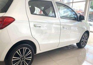 Bán xe Mitsubishi Mirage năm sản xuất 2019, màu trắng   giá 350 triệu tại Đà Nẵng