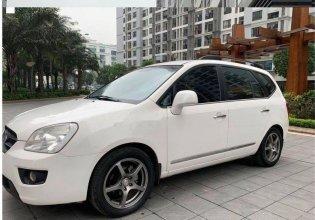 Bán Kia Carens 2.0 AT sản xuất 2010, màu trắng như mới giá 318 triệu tại Hà Nội