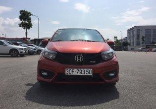 Cần bán Honda Brio RS 2019, màu đỏ, nhập khẩu giá 450 triệu tại Hà Nội