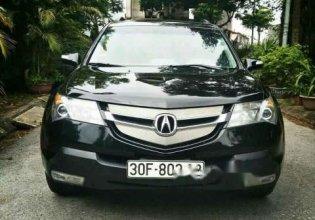 Chính chủ bán xe Acura MDX đời 2007, màu đen, nhập khẩu giá 560 triệu tại Hà Nội