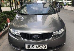 Bán Kia Forte Sli đời 2009, màu xám, nhập khẩu, full options giá 370 triệu tại Hà Nội