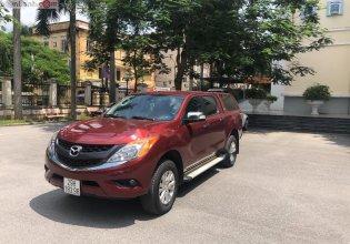 Gia đình bán Mazda BT 50 2.2AT sản xuất năm 2015, màu đỏ, nhập khẩu giá 480 triệu tại Hà Nội