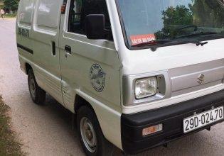 Chính chủ bán Suzuki Super Carry Van 2010, màu trắng giá 155 triệu tại Hà Nội