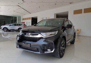 Bán ô tô Honda CR V đời 2019, màu đen, nhập khẩu chính hãng giá 1 tỷ 23 tr tại Bình Dương