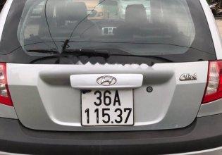 Bán xe Hyundai Click đời 2008, màu bạc, xe nhập giá 195 triệu tại Khánh Hòa