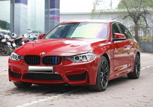 Bán BMW 320i 2013 màu đỏ, xe đi ít giữ gìn, bao test hãng giá 850 triệu tại Hà Nội
