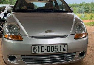 Cần bán lại xe Chevrolet Spark Van đời 2012, màu bạc, 125 triệu giá 125 triệu tại Bình Dương