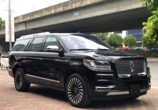 Bán ô tô Lincoln Navigator L Black Label 2020, màu đen, nhập khẩu Mỹ giá 8 tỷ 686 tr tại Hà Nội
