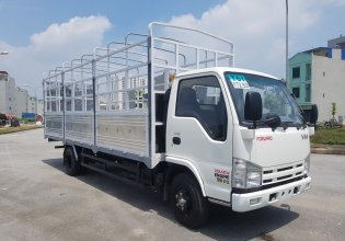Bán xe tải Isuzu 1t9 vm thùng 6m2, hỗ trợ trả góp giá 120 triệu tại Bến Tre