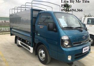 Bán xe tải KIA 2.4 tấn K250 đời 2019 màu trắng, chỉ từ 130tr mang xe về chạy giá 392 triệu tại Hà Nội