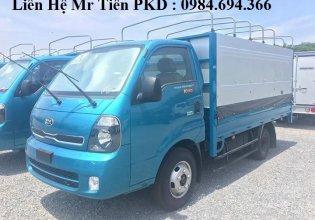 Bán xe tải Thaco KIA K200 tải 1.4 tấn đủ các loại thùng, hỗ trợ trả góp giá 335 triệu tại Hà Nội