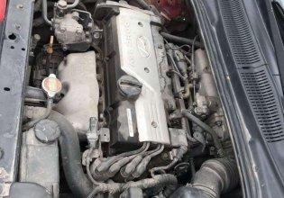 Cần bán xe Hyundai Click 2007, màu đỏ, nhập khẩu nguyên chiếc, nội ngoại thất còn nguyên bản giá 235 triệu tại Đà Nẵng