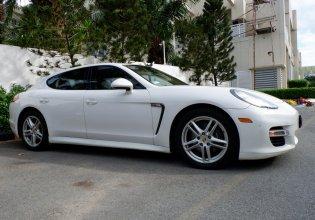 Cần bán xe Porsche Panamera 4S năm sản xuất 2010, màu trắng, xe nhập giá 1 tỷ 900 tr tại Tp.HCM