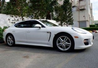 Bán Porsche Panamera đời 2010, màu trắng, nhập khẩu giá 1 tỷ 900 tr tại Tp.HCM