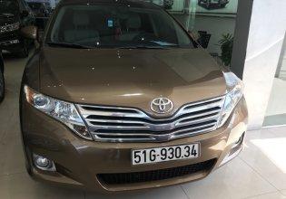 Cần bán Toyota Venza 2.7 AT sản xuất 2009, màu vàng, nhập khẩu nguyên chiếc giá 950 triệu tại Tp.HCM