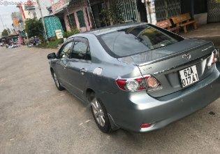 Bán ô tô Toyota Corolla altis 1.8G MT sản xuất năm 2011, màu xám số sàn giá 410 triệu tại Tp.HCM