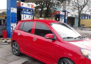 Cần bán Kia Morning SLX đời 2009, màu đỏ, nhập khẩu giá 245 triệu tại Hà Nội