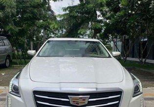 Bán Cadillac CTS năm 2016, màu trắng, nhập Mỹ giá 3 tỷ tại Tp.HCM