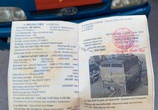 Cần bán gấp Kia Frontier sản xuất 2002, màu xanh lam, nhập khẩu giá 140 triệu tại Bắc Ninh