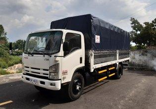 Xe tải Isuzu 8T4 thùng dài 6m1 Euro4, hỗ trợ mua trả góp giá 740 triệu tại Tp.HCM