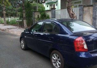 Bán Hyundai Verna đời 2008, màu xanh lam, nhập khẩu Hàn Quốc giá 183 triệu tại Bình Phước
