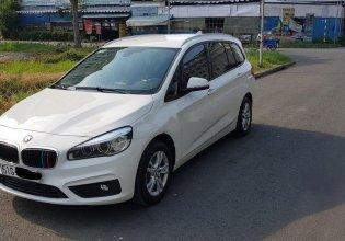Chính chủ bán xe BMW 2 Series 218i GranTourer 2016, màu trắng, nhập khẩu giá 990 triệu tại Tp.HCM