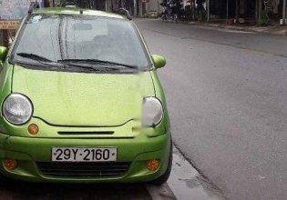 Bán Chevrolet Matiz đời 2006, màu xanh lục, giá cạnh tranh giá 55 triệu tại Hà Nội