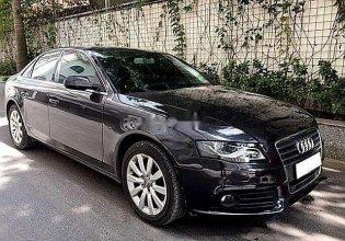 Bán ô tô Audi A4 năm 2010, màu đen, xe nhập, 628 triệu giá 628 triệu tại Hà Nội