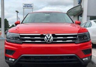 Bán Volkswagen Tiguan đời 2019, màu đỏ, nhập khẩu nguyên chiếc giá 1 tỷ 729 tr tại Quảng Ninh