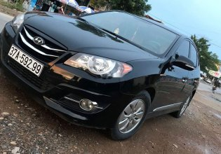 Bán Hyundai Avante 1.6MT đời 2012, màu đen, chính chủ giá 343 triệu tại Nghệ An