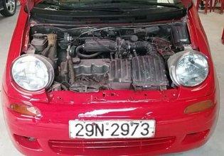 Cần bán gấp Chevrolet Matiz đời 2001, màu đỏ, nhập khẩu nguyên chiếc giá 39 triệu tại Tuyên Quang