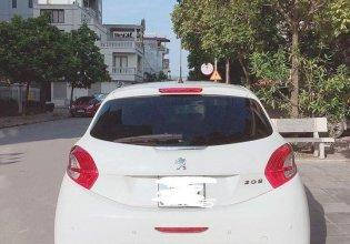 Bán Peugeot 208 đời 2013, màu trắng, nhập khẩu xe gia đình giá 620 triệu tại Hà Nội