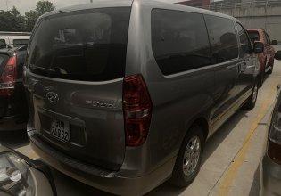 Bán ô tô Hyundai Starex đời 2015, màu xám (ghi) giá 680 triệu tại Hà Nội
