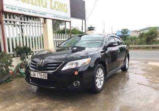 Bán Toyota Camry LE 2.5 đời 2009, màu đen, odo 7 vạn giá 695 triệu tại Lâm Đồng