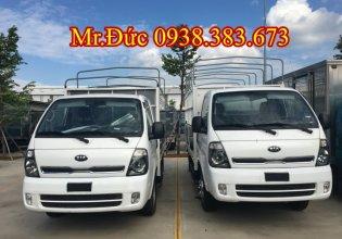 Bán Thaco Kia K200 990kg, 1tấn 490, 1tấn 990 thủ tục nhanh gọn giá 335 triệu tại Tp.HCM