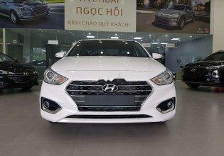 Bán xe Hyundai Accent 1.4AT đời 2019, màu trắng, 532 triệu giá 532 triệu tại Hà Nội