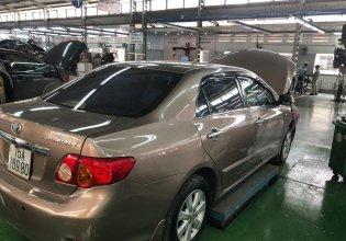 Bán Toyota Corolla altis 2010, màu nâu, xe cam kết không đâm đụng ngập nước giá 460 triệu tại Hà Nội