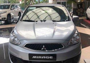 Cần bán Mitsubishi Mirage sản xuất năm 2019, màu bạc, xe nhập, 350tr giá 350 triệu tại Tp.HCM