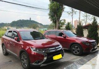 Bán Mitsubishi Outlander năm sản xuất 2018, màu đỏ giá 700 triệu tại Hà Nội