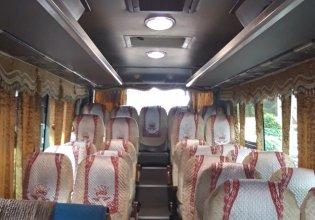 Bán xe Samco Felix SX 2014 máy Isuzu 5.2, xe 29 chỗ giá 700 triệu tại Tp.HCM