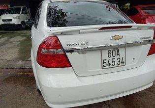 Bán Chevrolet Aveo LTZ năm 2018, màu trắng, nhập khẩu   giá 430 triệu tại Đồng Nai