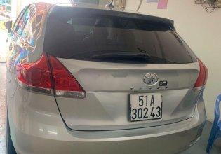 Cần bán Toyota Venza 2.7 sản xuất 2009, màu bạc, nhập khẩu  giá 830 triệu tại Tp.HCM