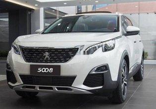 Cần bán Peugeot 5008 đời 2019, màu trắng, nhập khẩu nguyên chiếc giá 1 tỷ 349 tr tại TT - Huế