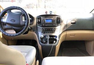 Bán Hyundai Grand Starex đời 2016, màu bạc, nhập khẩu   giá 770 triệu tại TT - Huế
