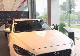 Cần bán xe Mazda 3 đời 2018, màu trắng giá cạnh tranh giá 600 triệu tại Bắc Ninh