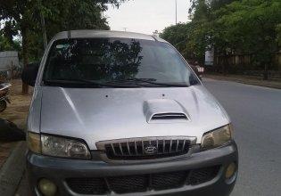 Bán xe Starex bán tải 3 chỗ đời 2002 chất giá 110 triệu tại Hà Nội