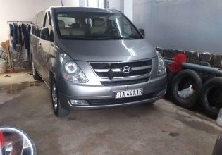 Gia đình bán xe Hyundai Grand Starex đời 2009, màu xám, nhập khẩu   giá 530 triệu tại Long An