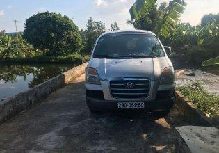 Cần bán Hyundai Starex đời 2006, màu bạc, nhập khẩu, số tự động, xe khỏe giá 260 triệu tại Vĩnh Phúc