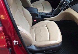 Bán lại xe Hyundai Sonata 2011, màu đỏ, nhập khẩu, giá chỉ 515 triệu giá 515 triệu tại Hải Phòng